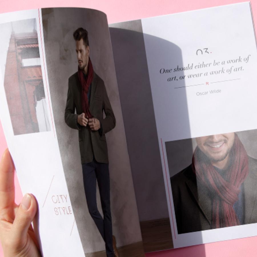 17 magazyn marki Roy