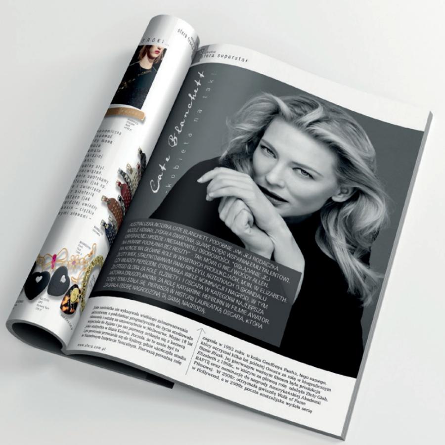 19 wywiad w magazynie Modna Sfera