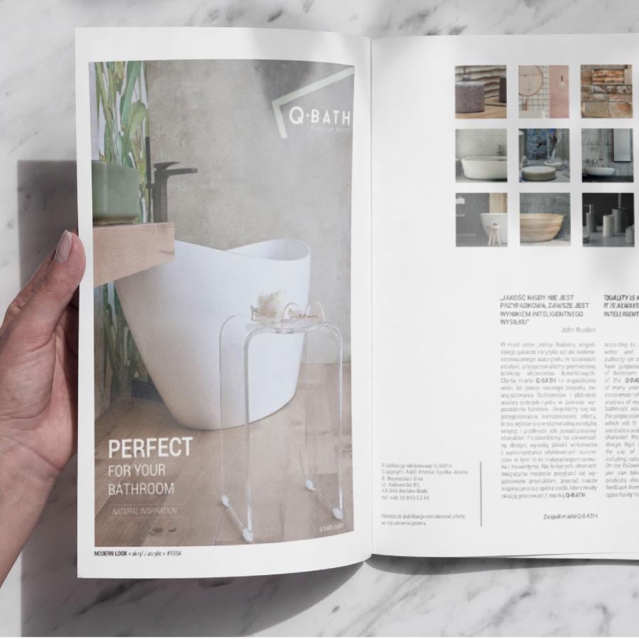 2 magazyn firmowy dla qbath