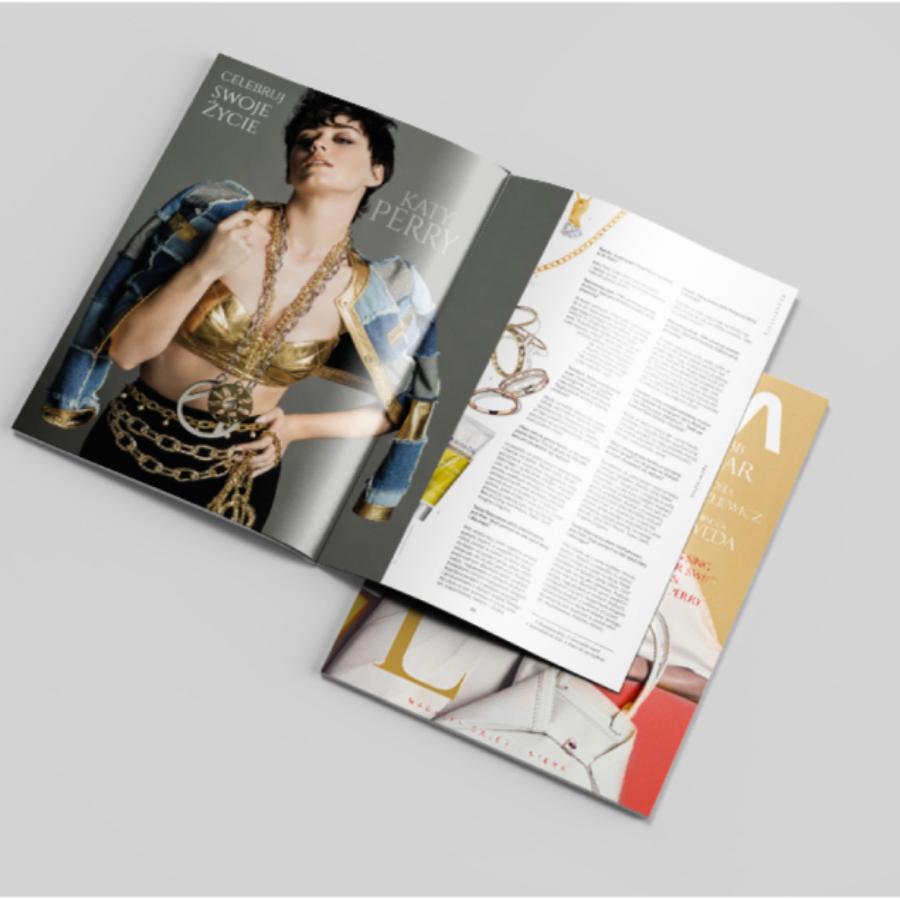 8 wywiad z gwiazda do magazynu galerii handlowej