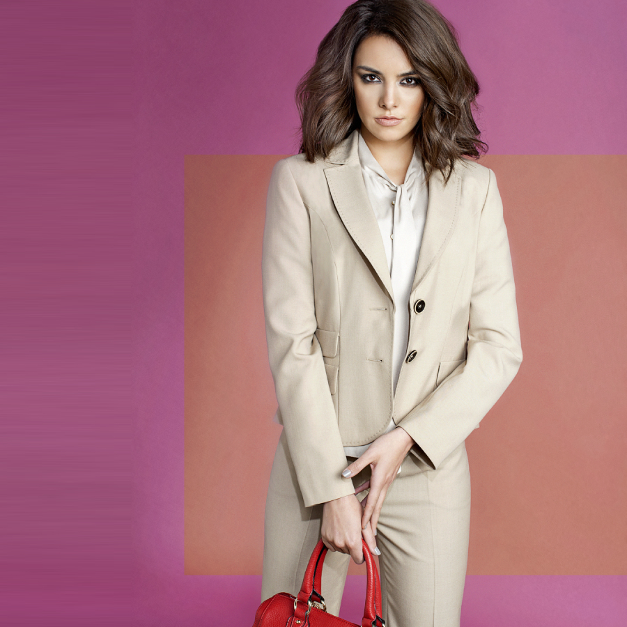 11 Lookbook dla marki Danatella